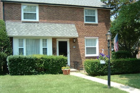 Close to Philly for Papal Visit! - Havertown - Bed & Breakfast
