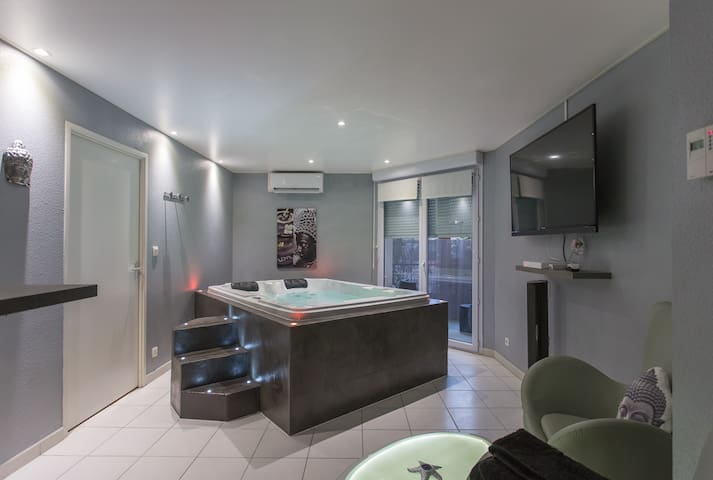 JACUZZISUITE - Saint-Alban - Apartment