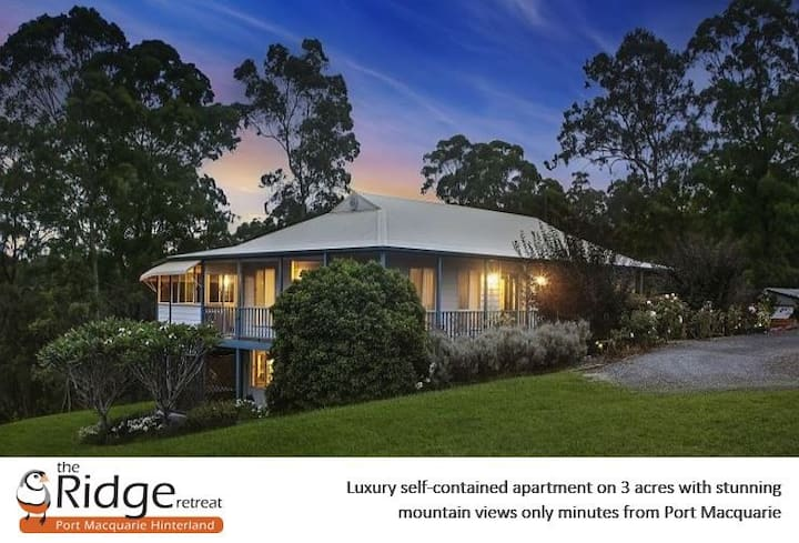 The Ridge Retreat - Port Macquarie Hinterland