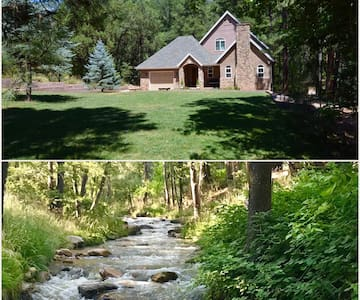 Riverfront property, best in the area!