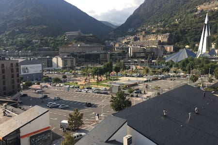 Bel appartement en plein centre d'Andorre - Appartement