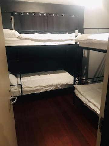 Unisex Bunked Space 2 - Bottom Bunk 4