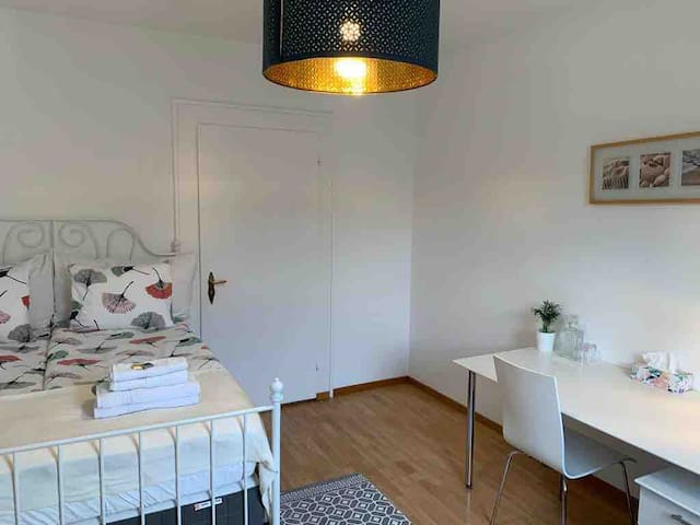 Central apartment 600m from Zürich main station