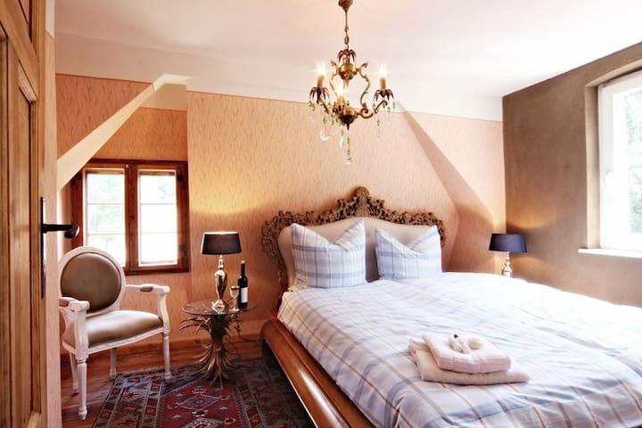 Schloss Stülpe - Appartement Pferdeweidenblick - Nuthe-Urstromtal - Apartment