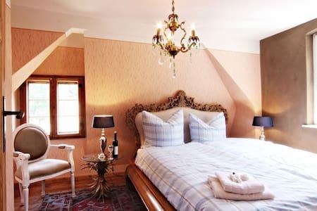 Schloss Stülpe - Appartement Pferdeweidenblick - Nuthe-Urstromtal