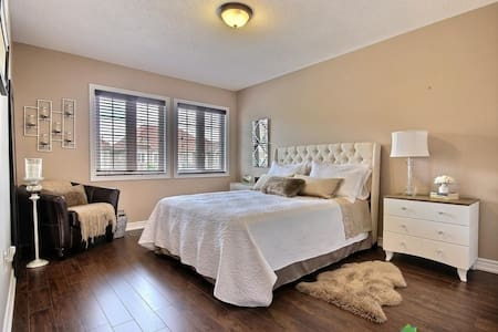 2 Private rooms in a house - Brampton