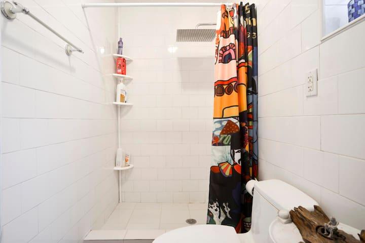 Private Room, Backyard and more! 1D - Brooklyn - Departamento