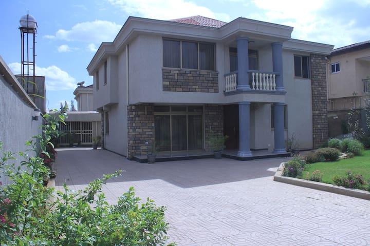 Ayat Luxury Guest House