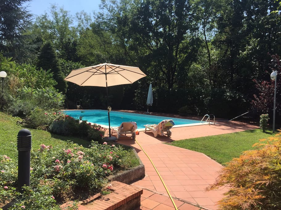 Private swimmingpool