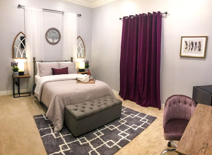 ✵Full Bed Private Room #11✵ A Perfect 5-Star Stay!