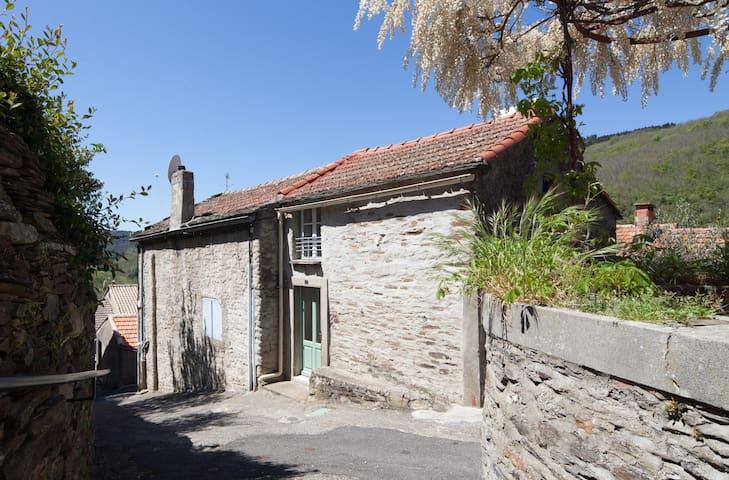 Maison Bougie - Labastide-Esparbairenque - Casa