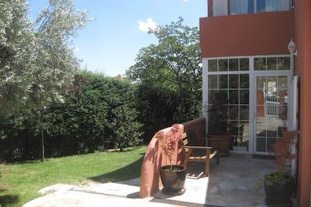 La casa del Autor - San Lorenzo de El Escorial
