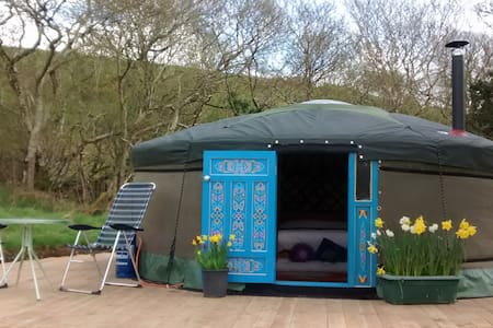Annie's beautiful mongolian yurt - WATER