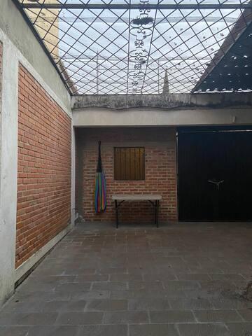 Casa céntrica en el corazón de Guadalajara