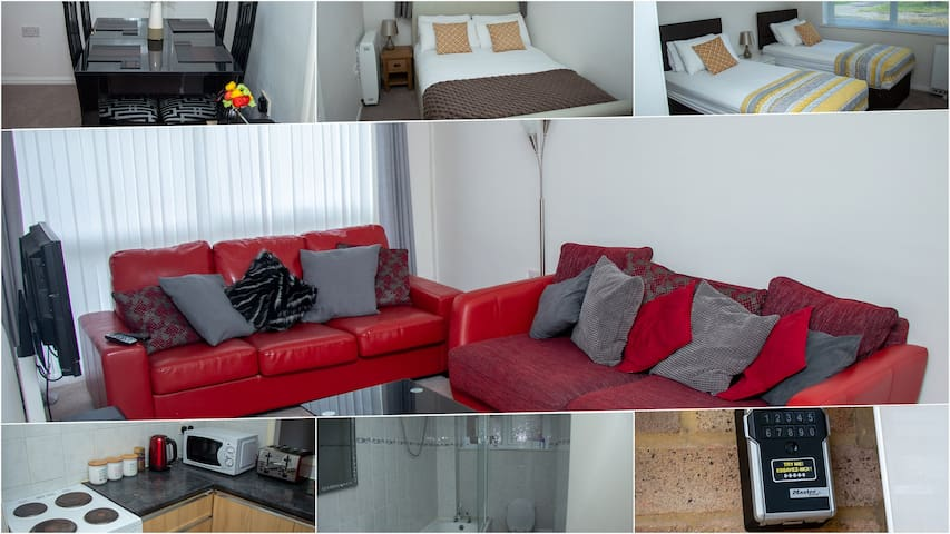 Perfect for Crawley/Manor Royal/Grinstead/Gatwick