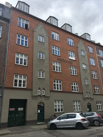 Room in shared apartment in the heart of Nørrebro