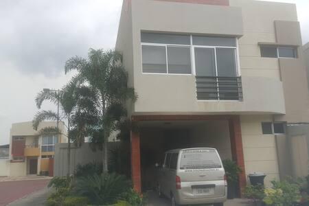 Habitacion en Guayaquil norte - Guayaquil