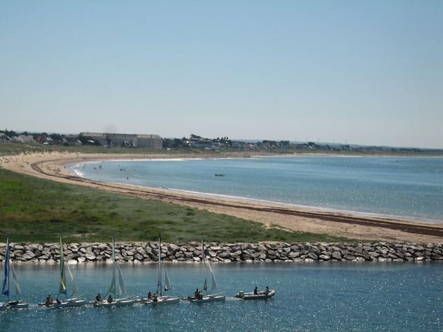Amazing seaside view, very cozy - Barneville-Carteret - Apartamento