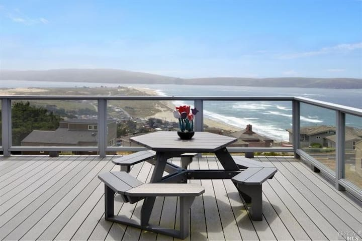 It's All About the View!! - Dillon Beach - House