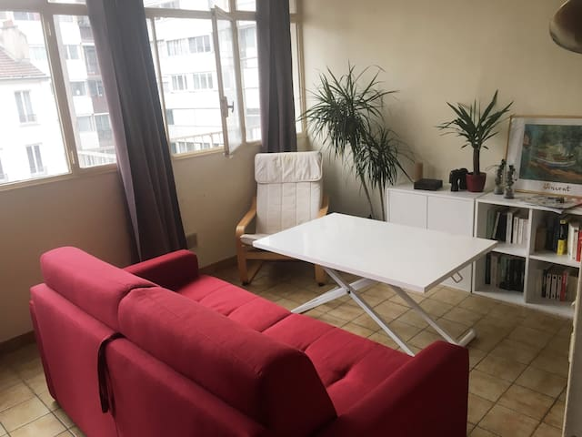 A apartment for a memorable week end in Paris