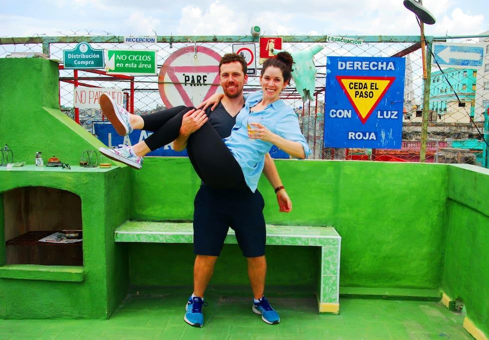 Courtney & Robert, Australia