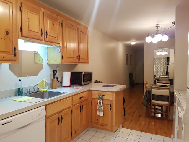 Perfect Condo Near Airport and Downtown Montreal