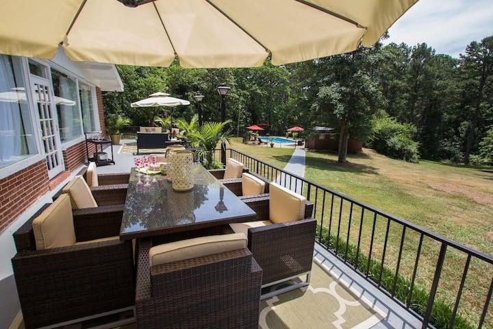 Luxury Villa-Pool-Private Estate