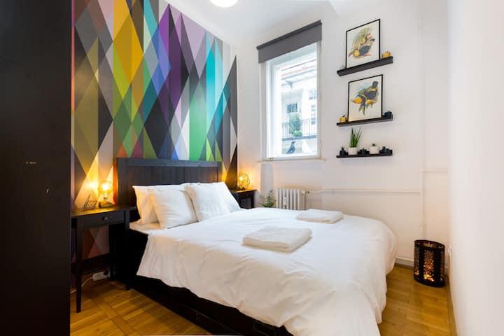 Váci Residence Private Double Room by BUDAPESTING