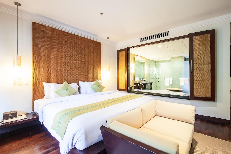 Novotel Nusa Dua 2 Bedroom Suite 3 Br Suite In Luxury Hotel 185m2 Apartments For Rent In Benoa