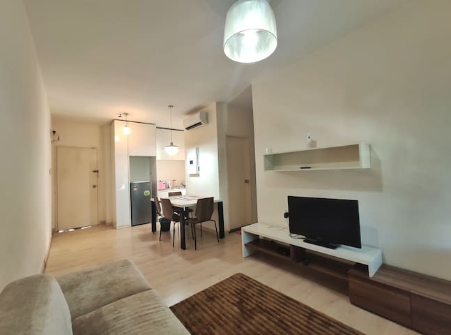 Simple Modern style apartment with budget price