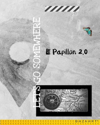 Le papillon 2.0