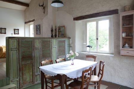 Appartement La Grange - Fontaines-Saint-Clair - Hus