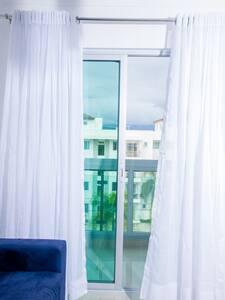 New modern penthouse