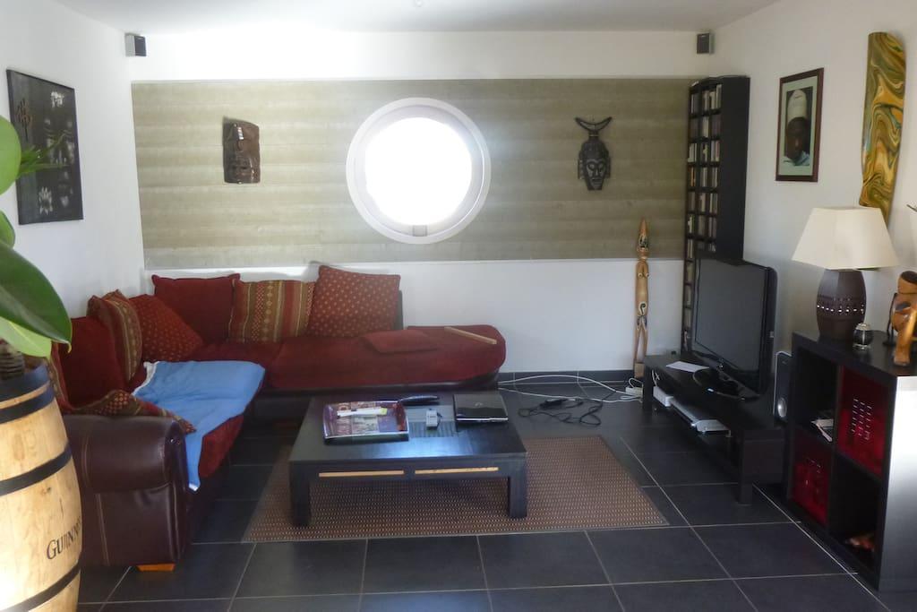 maison bois en bord de mer maisons louer sibiril bretagne france. Black Bedroom Furniture Sets. Home Design Ideas