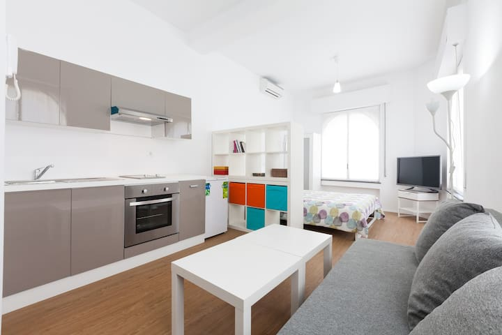 Apartamento San Roque 3 con WIFI - Sevilla - Apartment