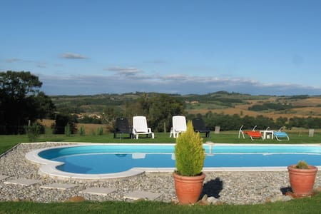 Pyrenees suite. Self catering apartment - Saint-Victor-Rouzaud - 公寓