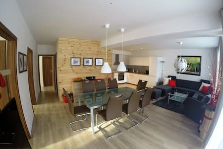 Luxury apartment Donovaly A11 - Donovaly
