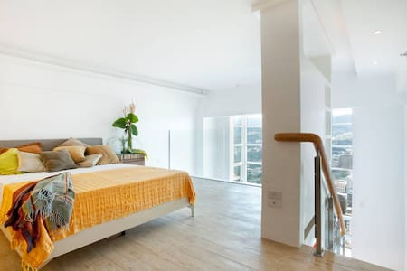 Modern Cozy Loft with Amazing View - Cebú