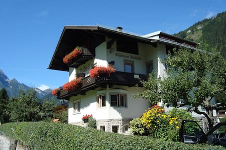 Guest rooms next to Penken Gondola - Mayrhofen