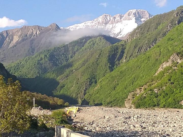 Small Switzerland in Azerbaijan