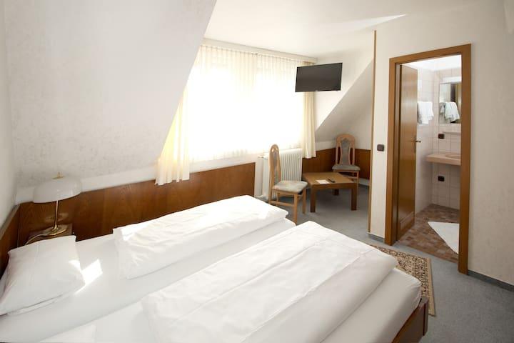 Double Room, Hotel Atlantik