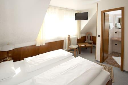 Double Room, Hotel Atlantik - Celle
