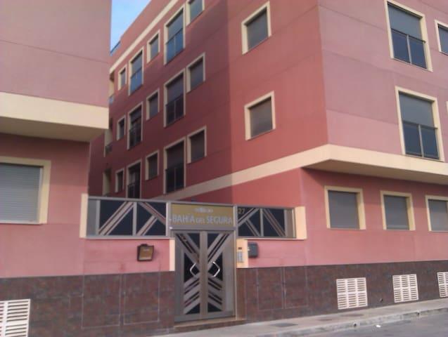 Vivienda con piscina - Rojales - Apartament