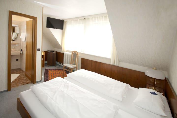 Double Room, Hotel Atlantik - Celle - Bed & Breakfast