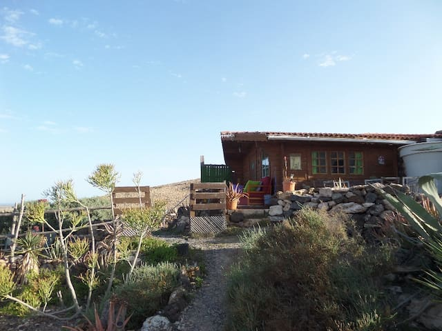 La Maxada, cosy cottage with amazing view - El Cotillo - Chatka