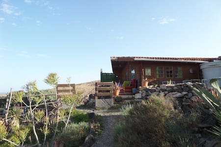 La Maxada, cosy cottage with amazing view - El Cotillo