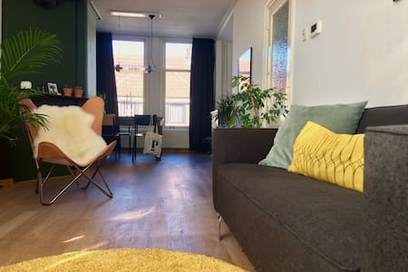 Attractively light apartment. - Utrecht - Huoneisto