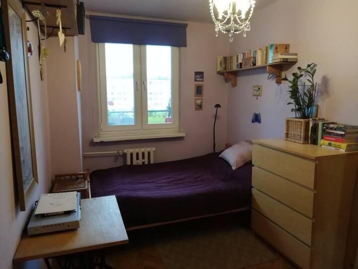 Katowice Two-rooms apartament 3min. walk to COP24