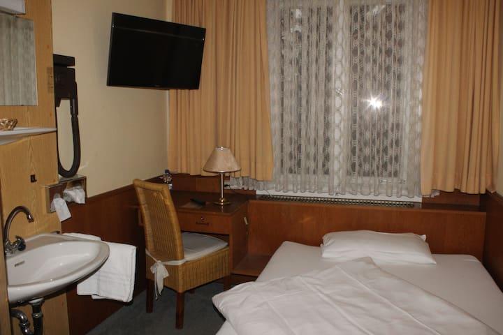Economy Room; Hotel Atlantik