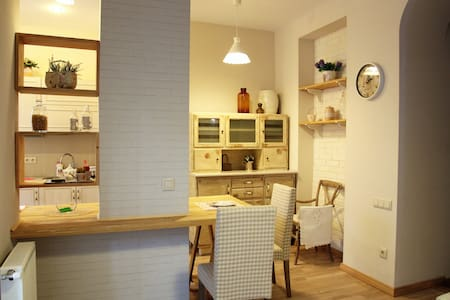 Charming and cozy apartment in Vake - Vake - Квартира